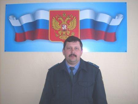 Начальник СО майор юстиции Еремин Сергей  Валентинович